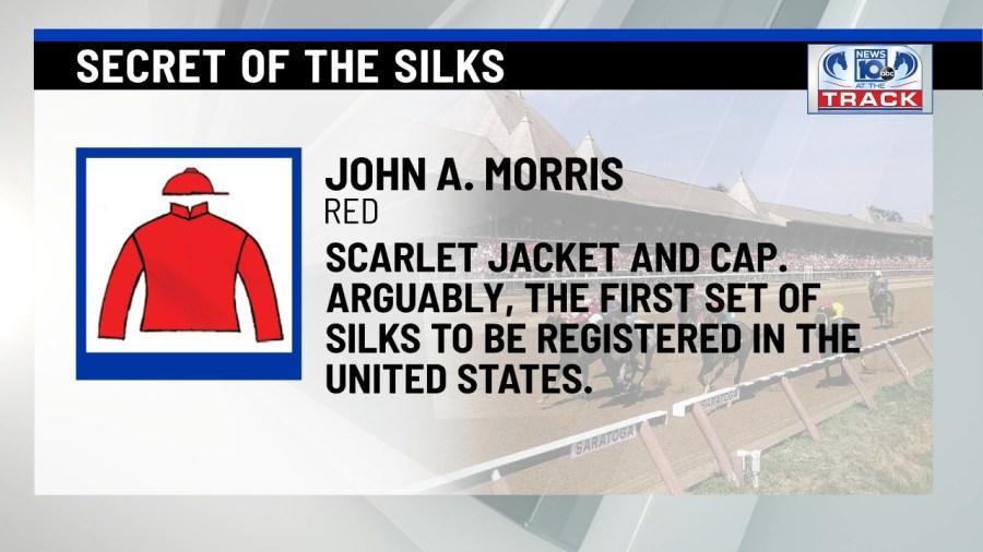 John A Morris