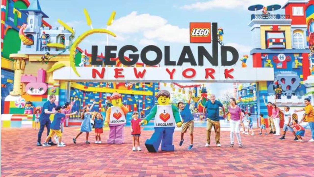 Legoland Staff