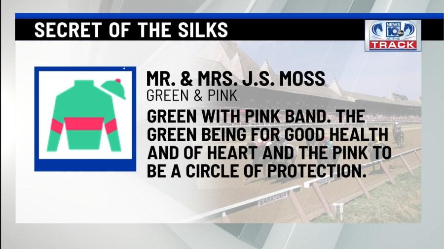 MR & MRS JS MOSS