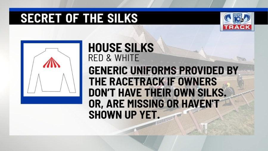 Saratoga House Silks