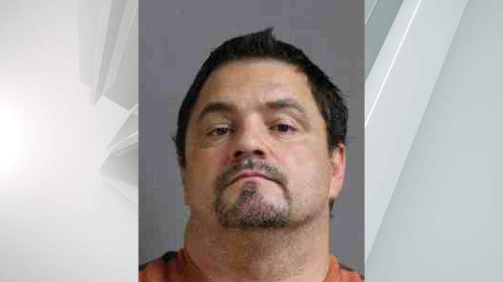 William Dingman, arrested on charges of Animal Abuse.