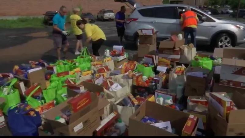 amsterdam food distribution