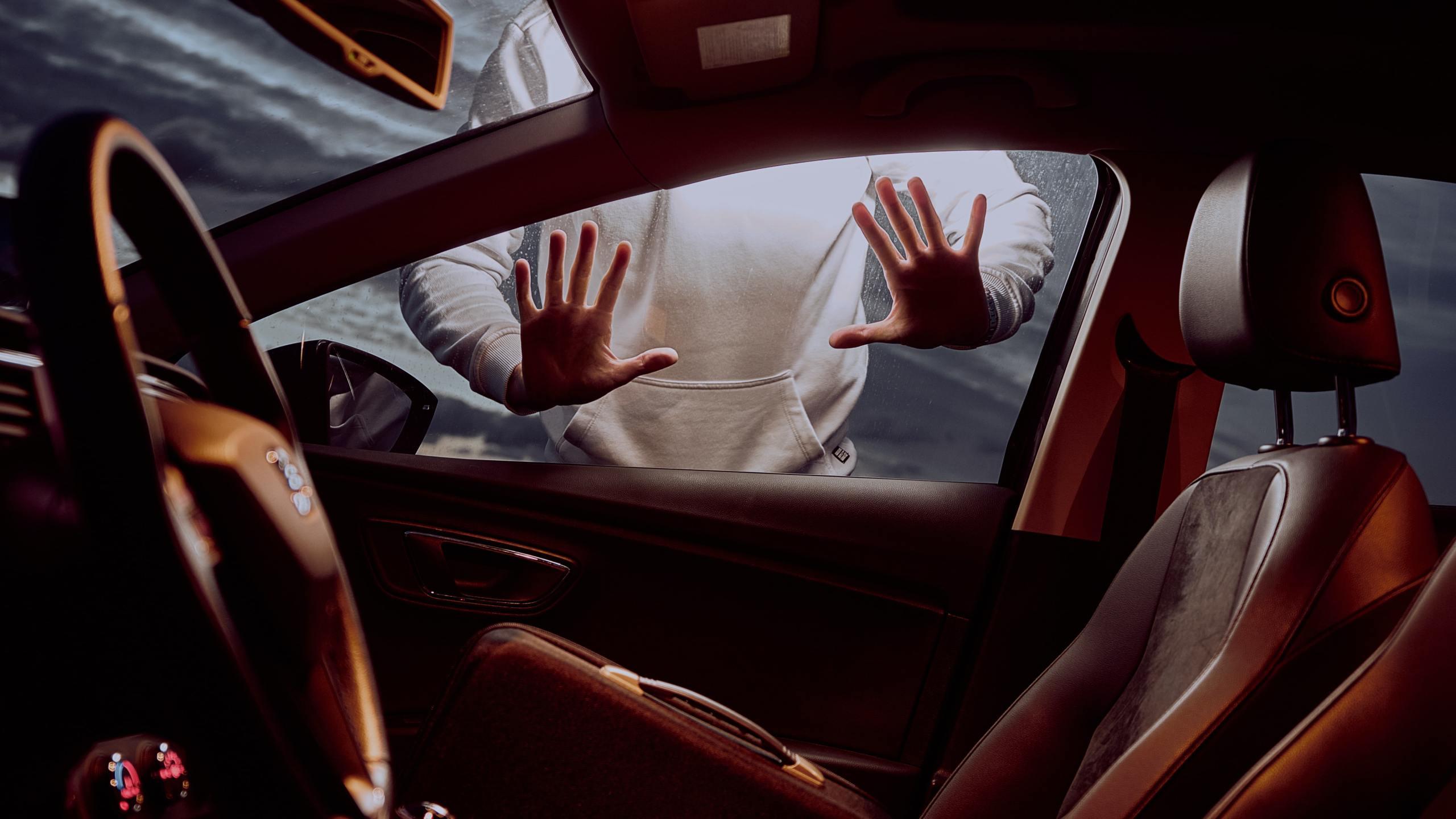 Car thief stolen vehicle