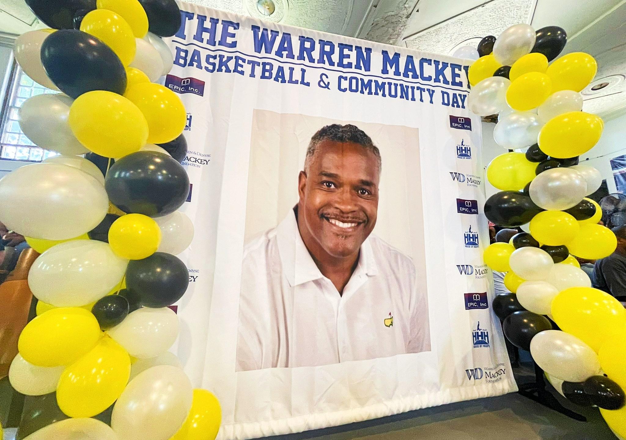 Warren Mackey Day (Albany PD)