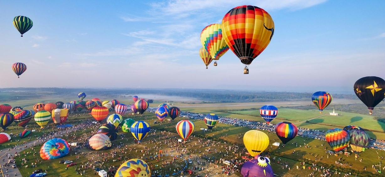 Adirondack Balloon Festival 01