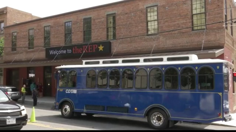 Free trolley service to Capital Repertory Theatre