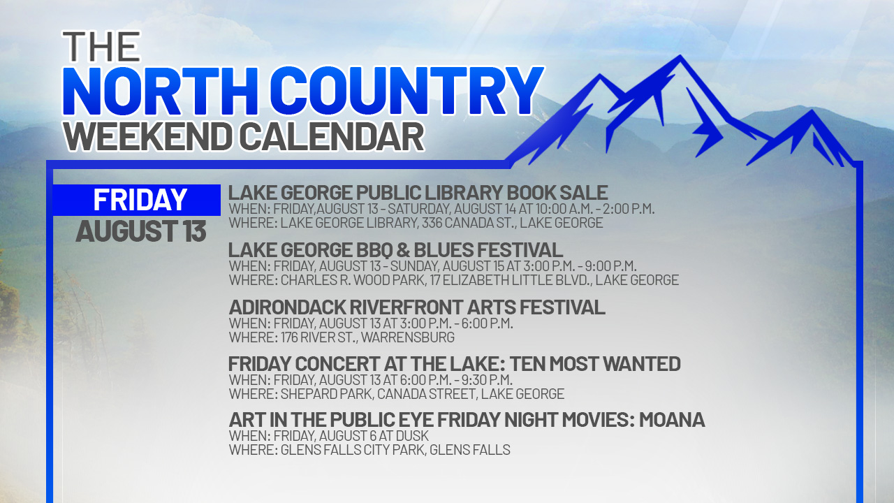 NORTH-COUNTRY-WEEKEND-CALENDAR_FRIDAY-AUGUST-13