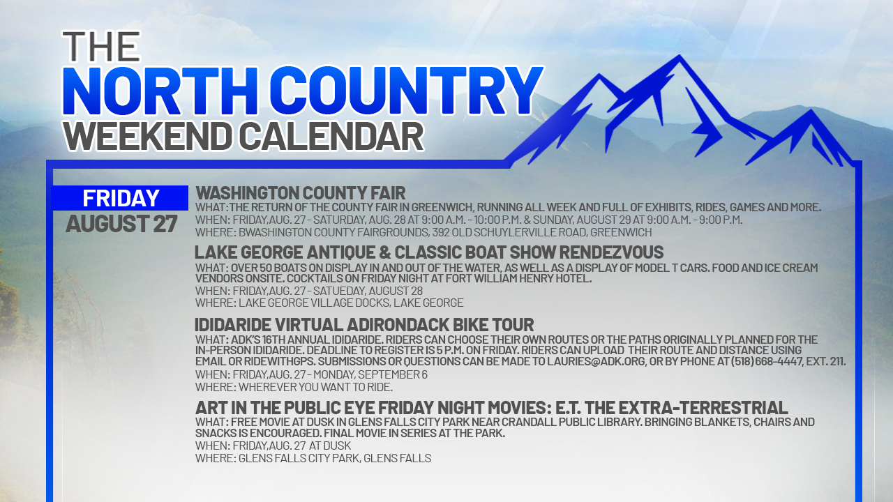 NORTH-COUNTRY-WEEKEND-CALENDAR_FRIDAY-AUGUST-27