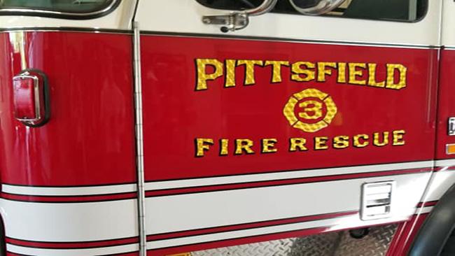 Pittsfield fire