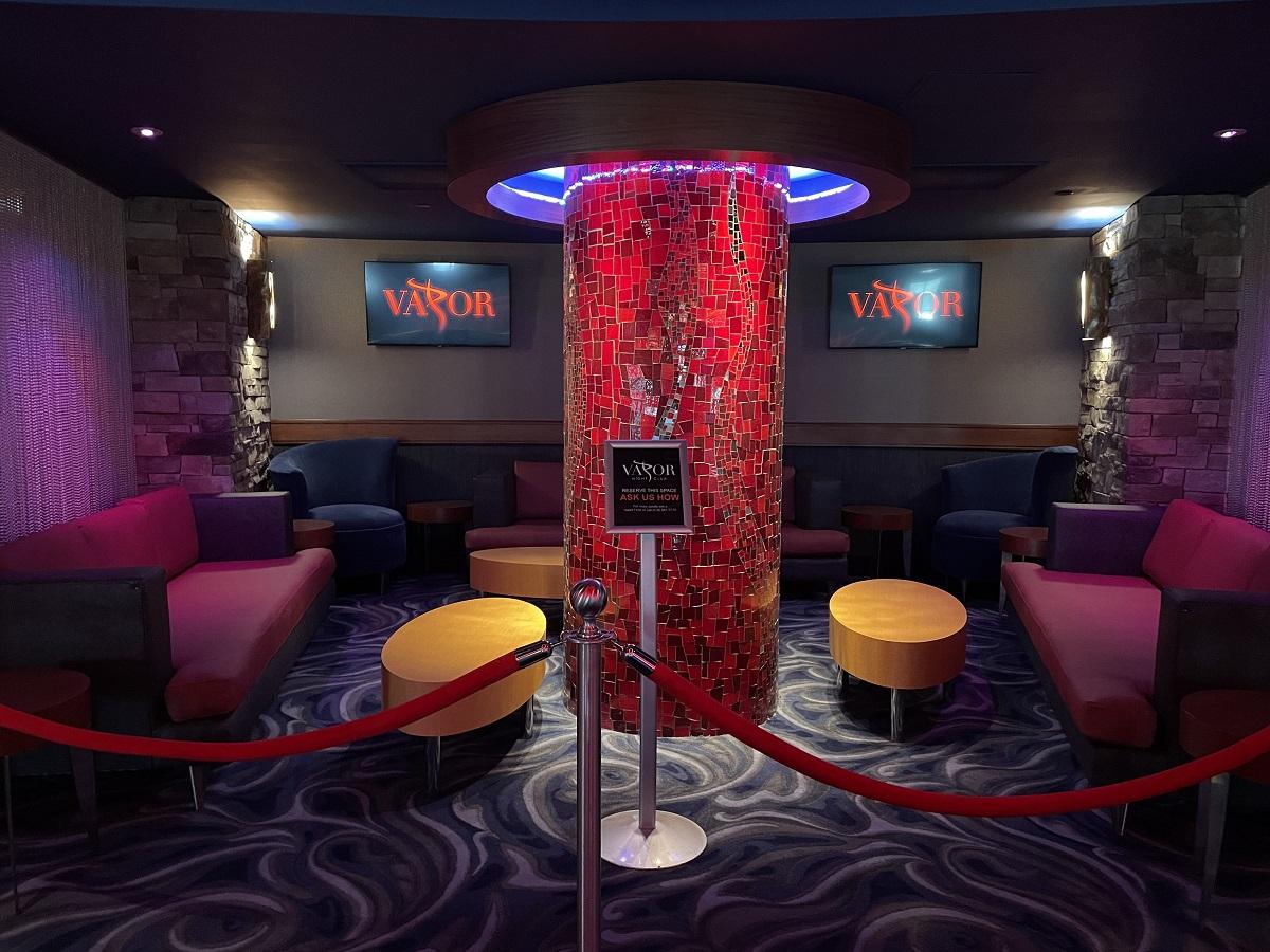 New Vapor Lounge