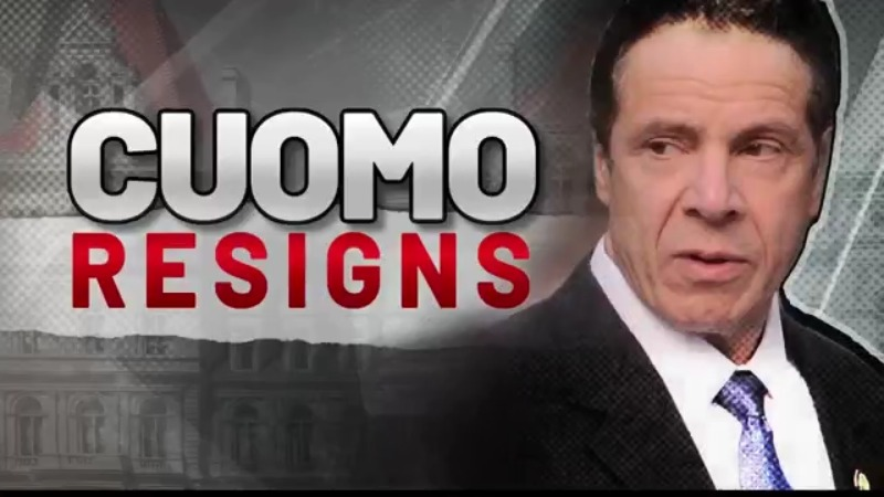 cuomo resigns