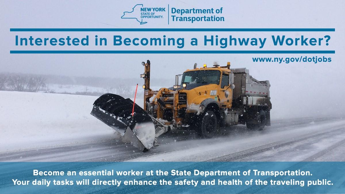 department of transportation 2021 hiring