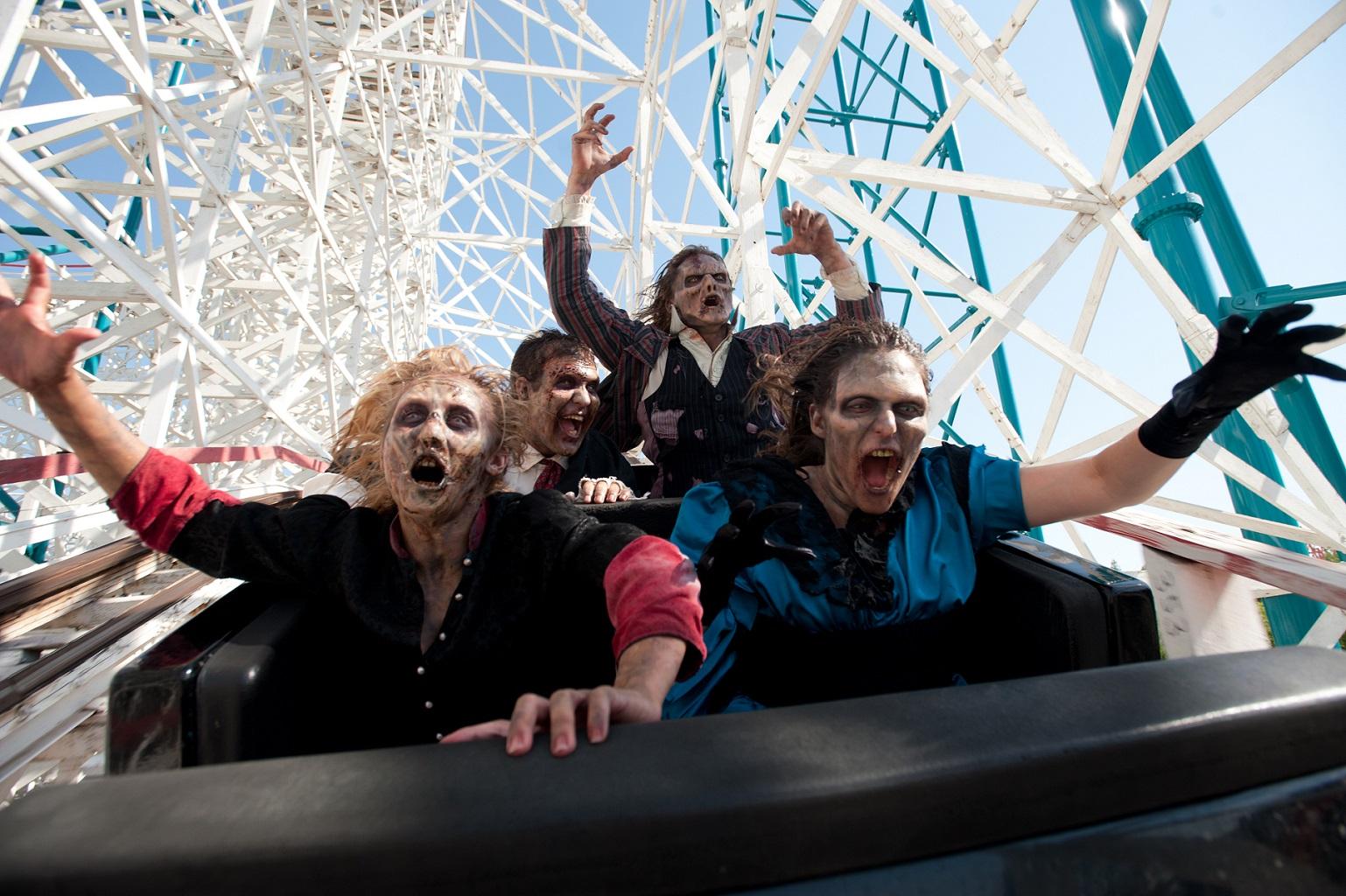 great escape fright fest return