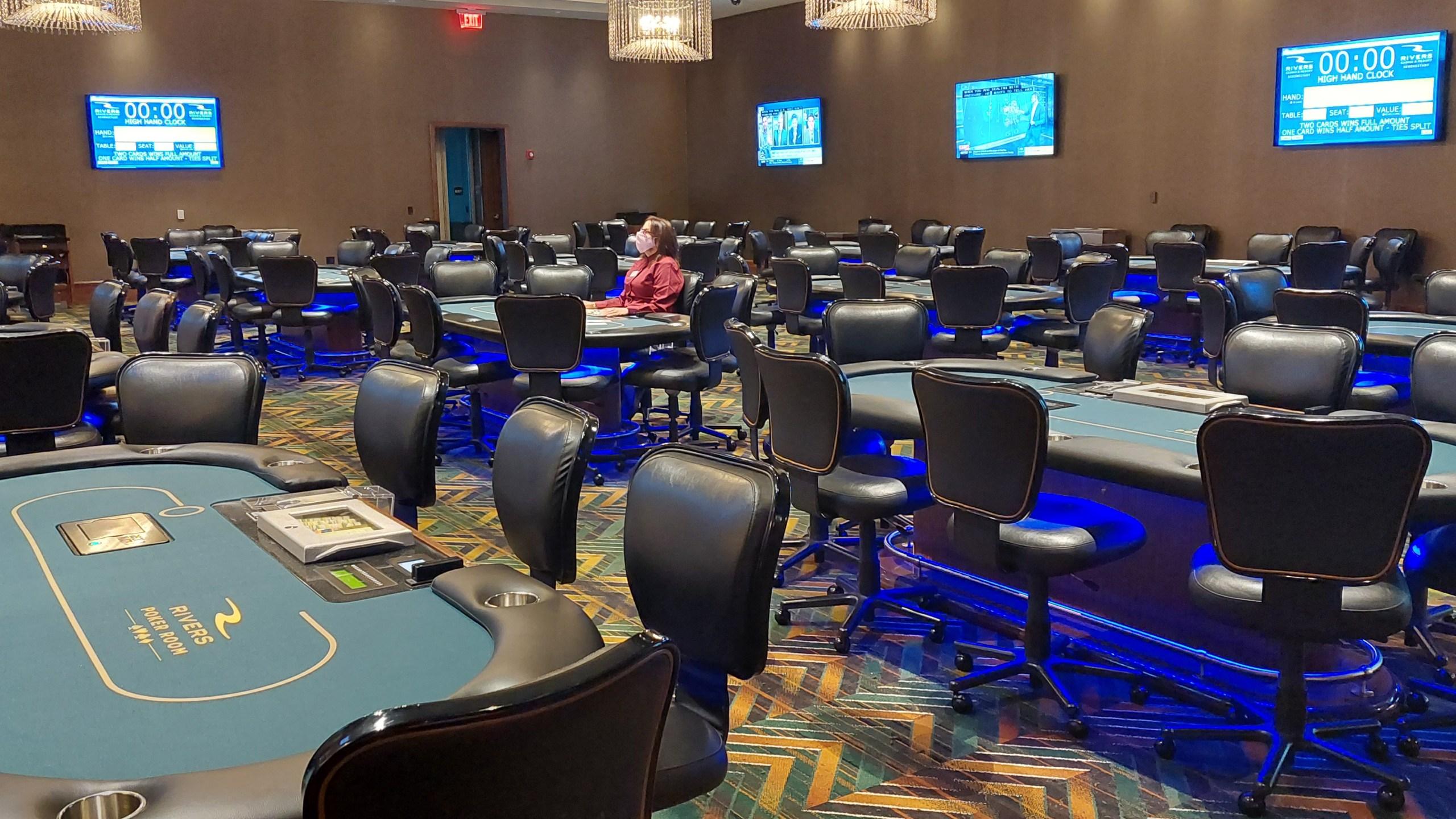 Rivers Casino Poker Room