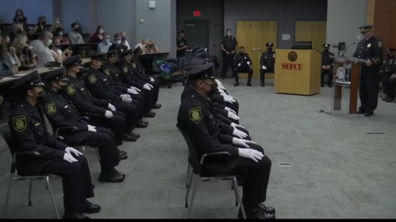 Albany PD welcomes 15 new officers