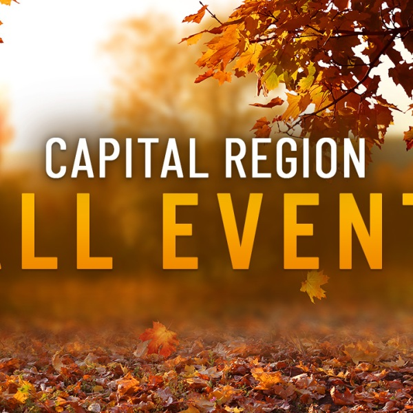 A pumpkin patch of fall events in the Capital Region