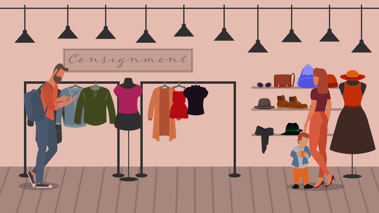 The lure and power of thrift stores