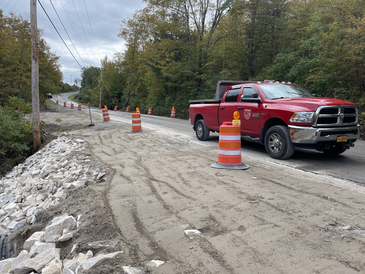 Road reopened