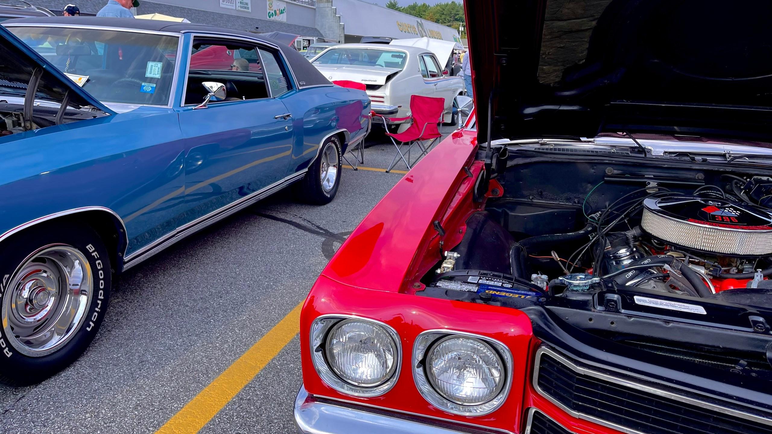 Curtis Lumber Car Show