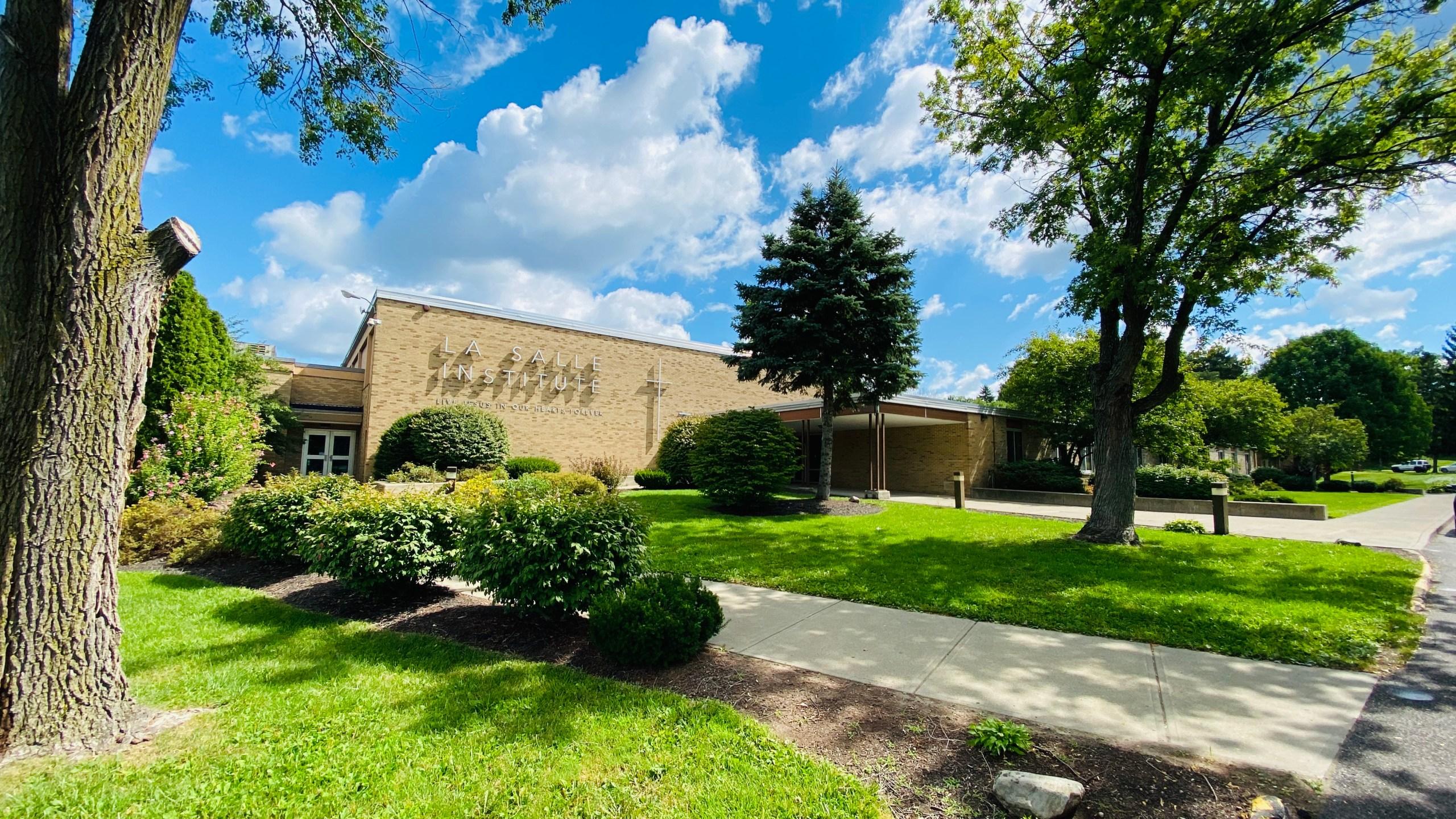 La Salle Institute building
