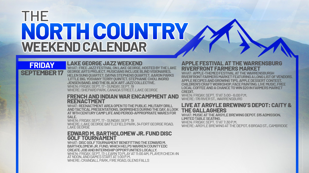 NORTH-COUNTRY-WEEKEND-CALENDAR_FRIDAY-SEPTEMBER-17