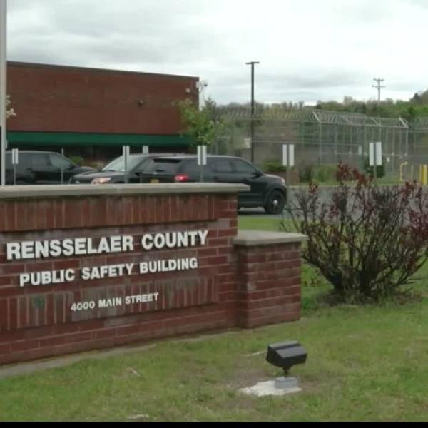 rensselaer county jail