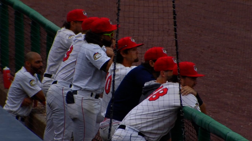 Valleycats Split Twin Bill With Miners in Home Finale