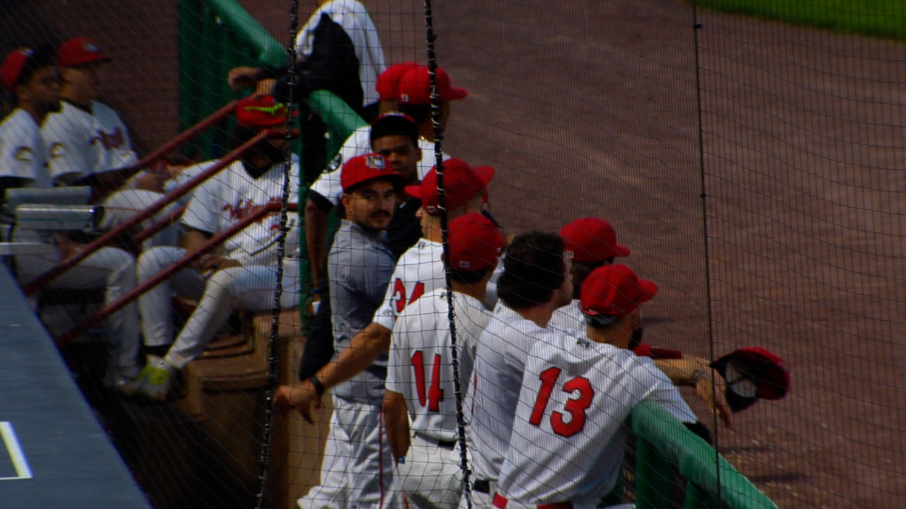 Valleycats Launch 4 HR, Take Game One From Sussex County