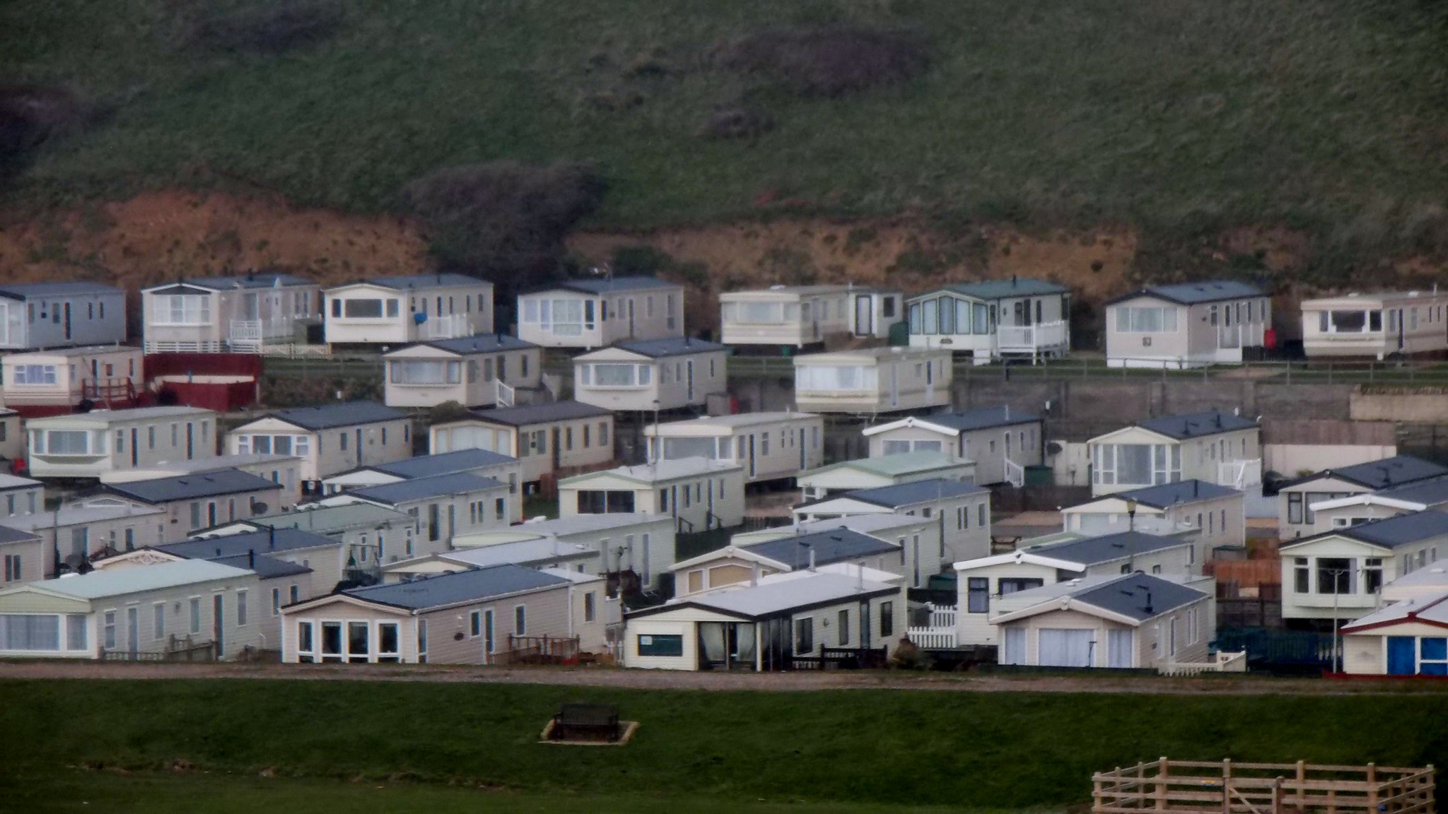 Mobile homes (oatsy40 / Flickr / CC BY 2.0)