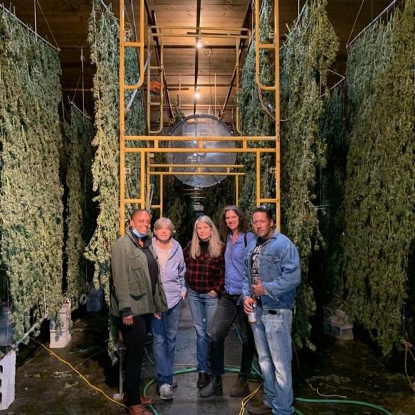 Cannabis Control Board members tour Hepworth Farms in Saratoga County