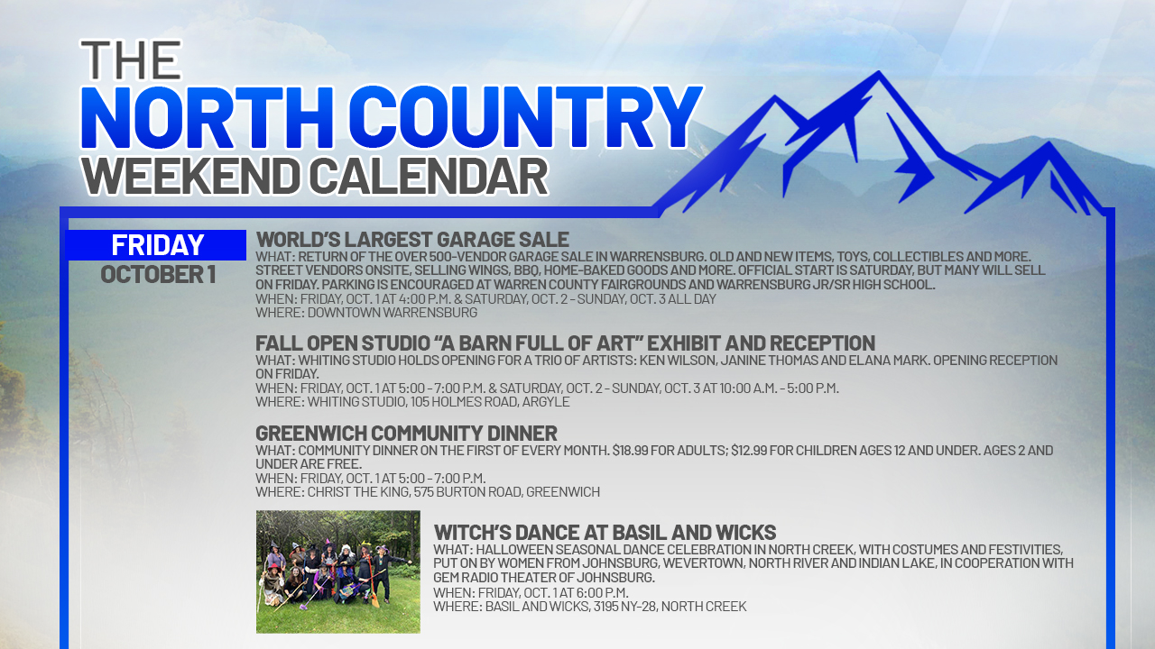 NORTH-COUNTRY-WEEKEND-CALENDAR_FRIDAY-OCTOBER-1