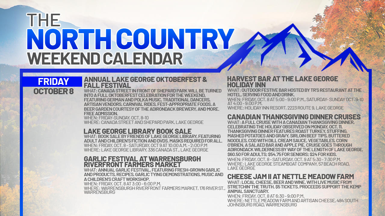 NORTH-COUNTRY-WEEKEND-CALENDAR_FRIDAY-OCTOBER-8