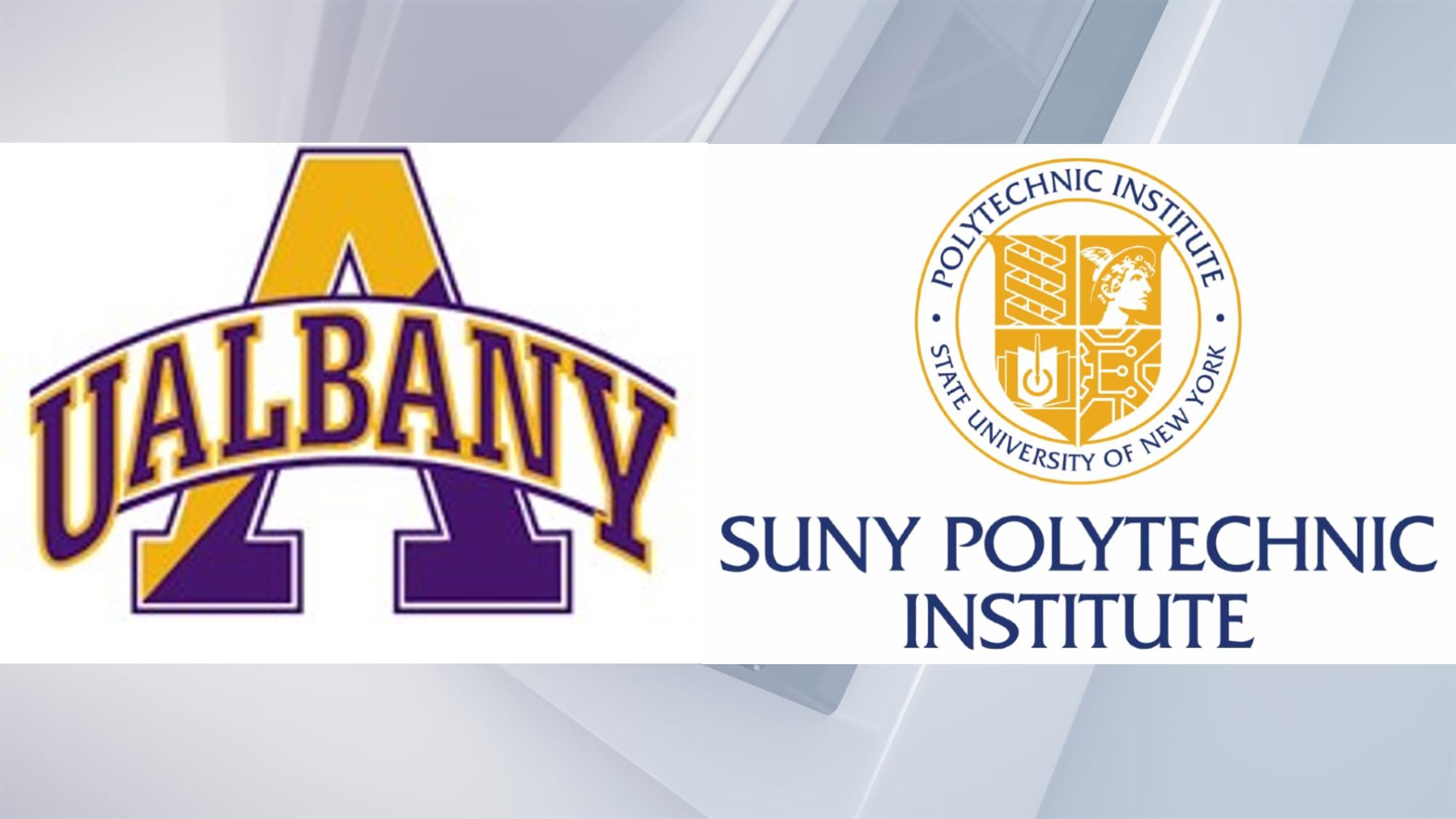 UAlbany, SUNY Poly