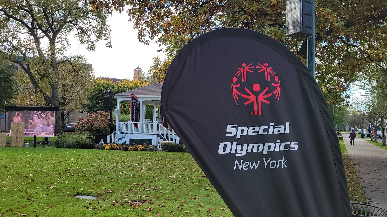 new york special olympics glens falls setup